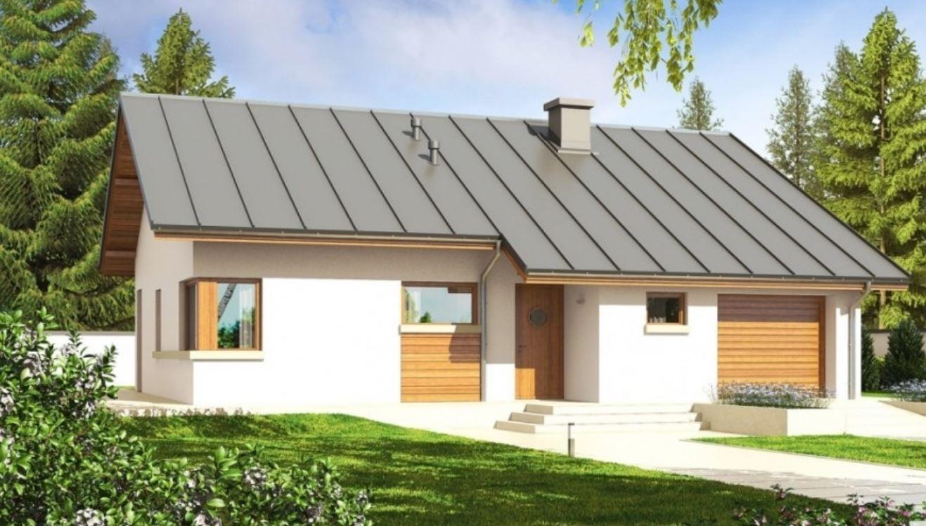 Planos De Casas Con 2 Dormitorios Y Garaje