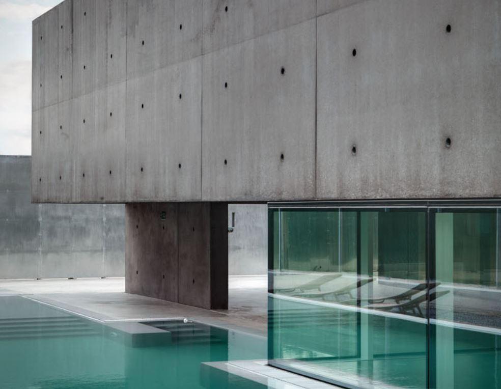 Planos de casas modernas planos de casas gratis y modernas - Paredes de cemento ...