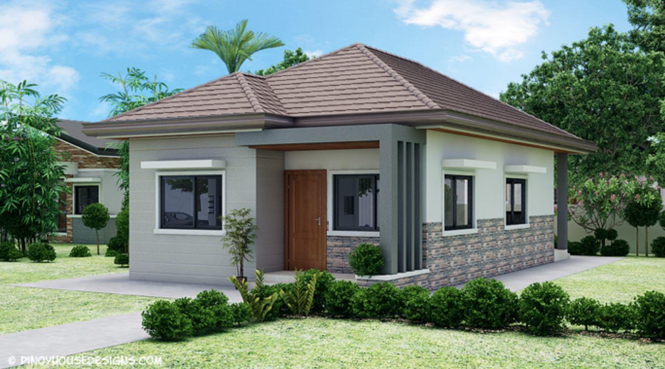 Planos de casas modernas planos de casas gratis y modernas for Colores de techos de casas