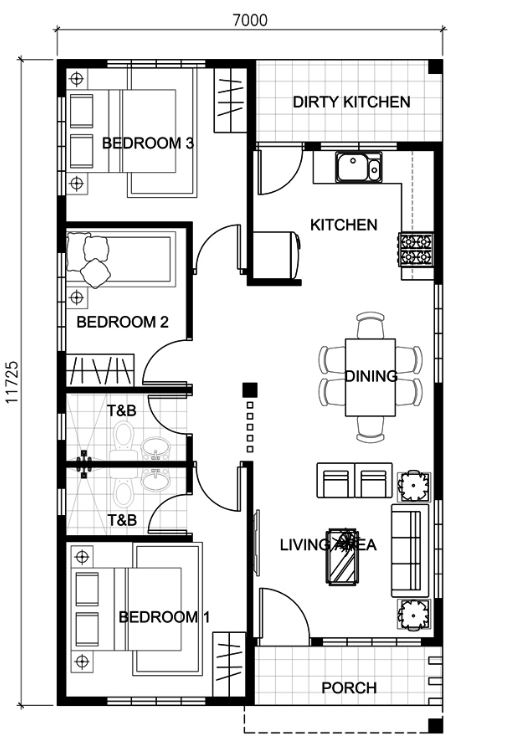 Planos de casas modernas planos de casas gratis y modernas - Planos de casas de madera de una planta ...
