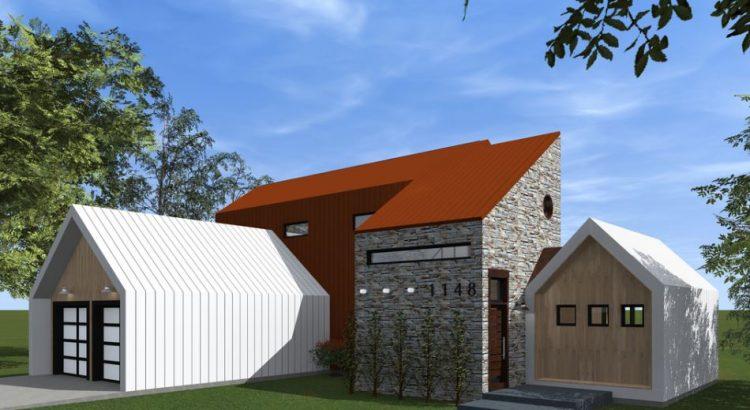 Planos de casas modernas planos de casas gratis y modernas for Diseno de casas modernas de 2 plantas