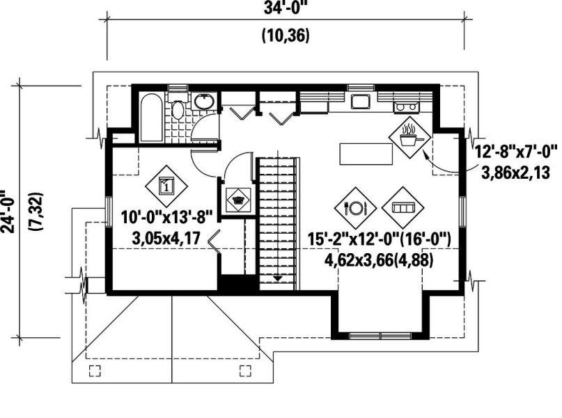 5 modelos de casas de dos pisos y sus planos for Modelos de casas de dos pisos y sus planos