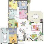 8 planos de casas grandes