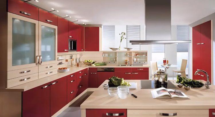 diseños de cocinas | Planos de casas modernas