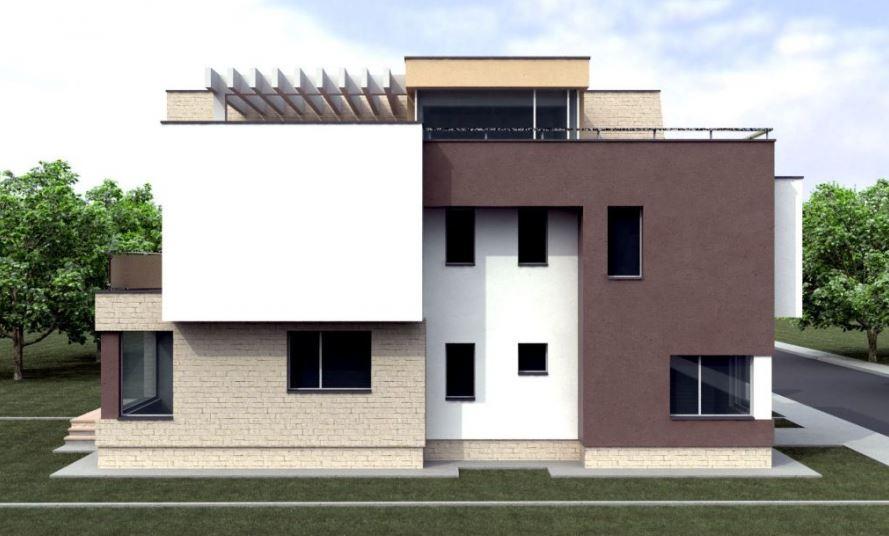 Modelos de casas de dos pisos moderna por dentro y por for Fachadas de casas modernas por dentro