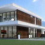 Recopilación de planos de casas modernas