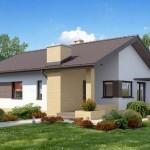 Modelos de casas de 3 dormitorios y 2 baños