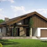 Modelo de casa de 10 x 20