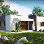Planos de casas modernas de 92 metros cuadrados