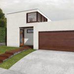 Diseños de casas modernas de 2 pisos