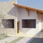 Planos de casas de 50 metros cuadrados 2 dormitorios