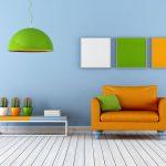 Colores para el living