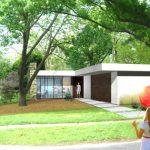 Modelo de casa moderna de 220 metros cuadrados