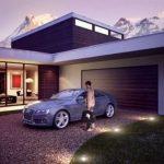 Planos de casas modernas de 275m2