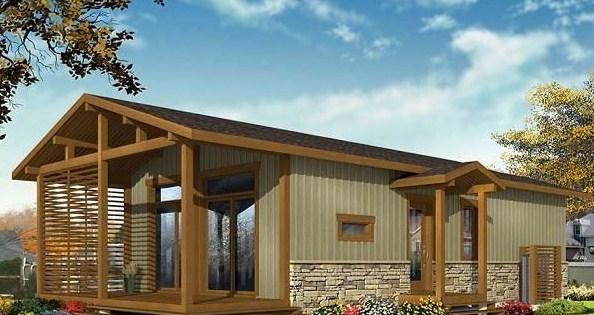 Planos de casas modernas planos de casas gratis y modernas - Casas americanas con porche ...