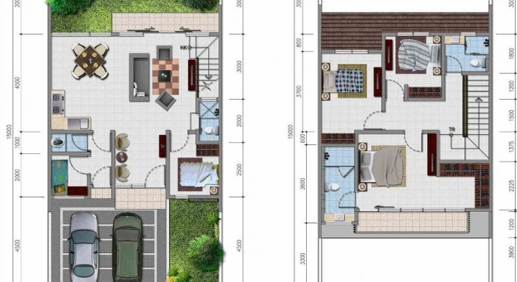 5 Ideas Para Construir Casas De Dos Plantas En Terrenos Pequeños