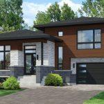 4 Modelos de casas de dos pisos