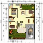 4 Planos de casas de 3 dormitorios con cochera