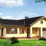 Planos de casas campestres con cochera
